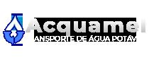 Logomarca Acquamel Caminhão Pipa Belenzinho